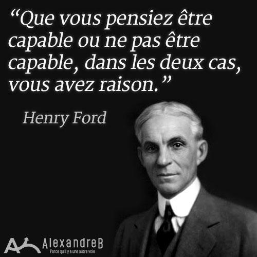 Cliquez pour Tweeter cette citation d'Henry Ford