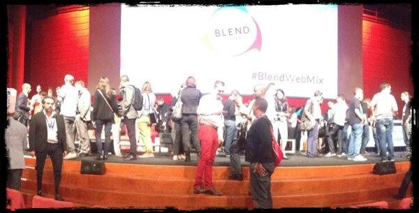 Retour sur le BlendWebMix du 1er et 2 octobre 2013